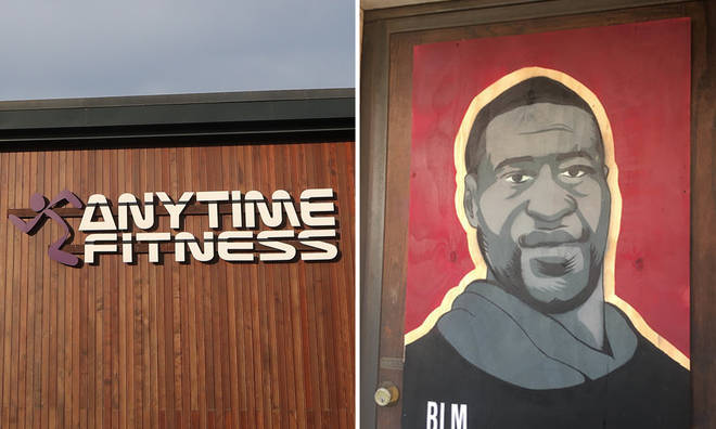 Anytime Fitness have shared an apology after a Wisconsin branch shared a George Floyd inspired workout.