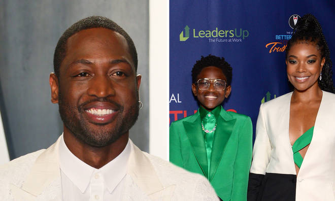 Dwyane Wade has been praised by fans for supporting his transgender daughter Zaya.