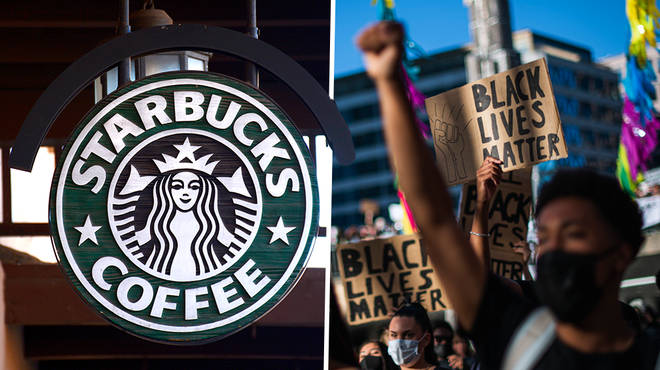 Starbucks responds to backlash after banning employees from wearing BLM clothing
