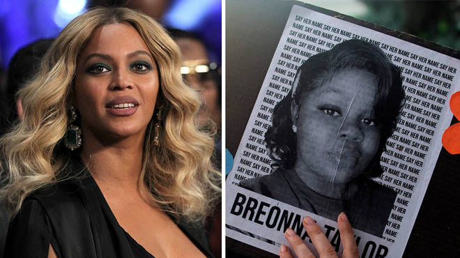 Breonna Taylor: Beyoncé calls for police officers to be charged in open letter