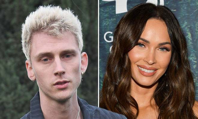 Machine Gun Kelly and Megan Fox confirmed their romanced after stepping out in Los Angeles looking veer loved up.