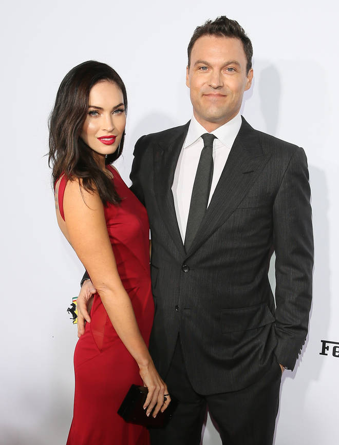 Megan Fox and Brian Austin Green announced their split back in May.