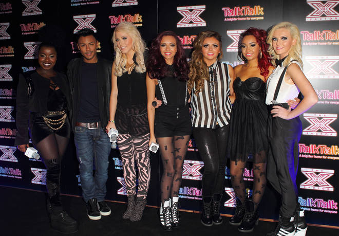 Misha B (L) appeared on the X Factor in 2011 alongside the likes of Little Mix