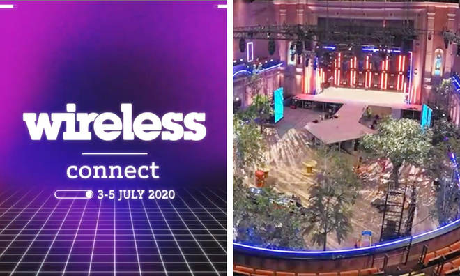 Wireless Connect stage revealed