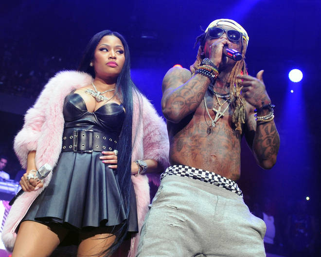 Lil Wayne and Nicki Minaj's joint album would be the first full length project from the duo