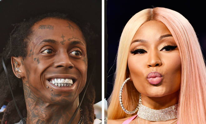 Lil Wayne and Nicki Minaj confirm joint album