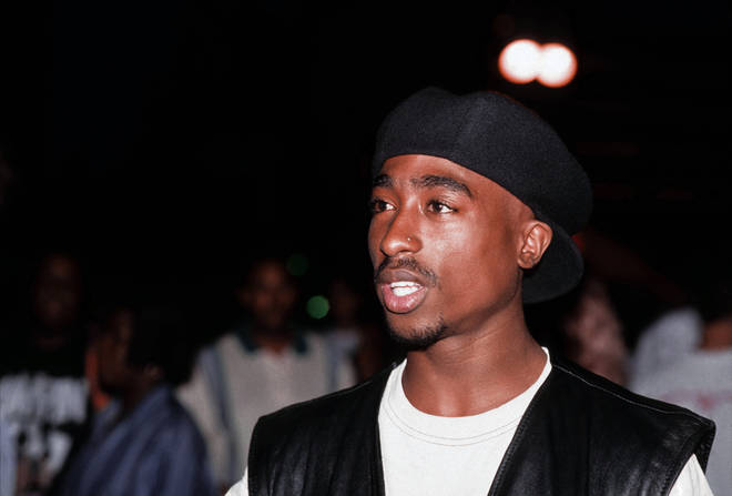 Tupac Shakur was shot and killed in 1996