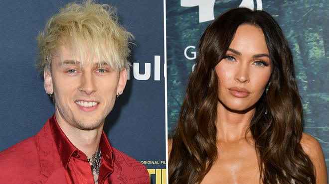 Machine Gun Kelly reveals his relationship status with Megan Fox on Instagram
