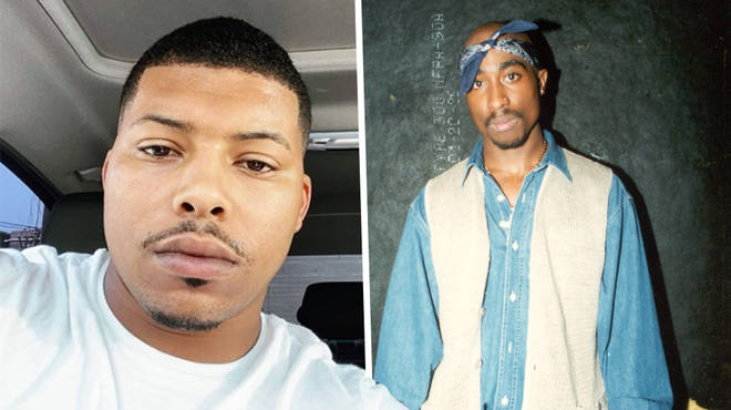 "Suge Knight's son hints Tupac is still alive with ""new photo"""