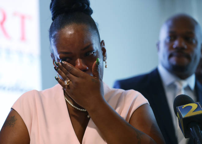Tomika Miller, the widow of Rayshard Brooks speaks out