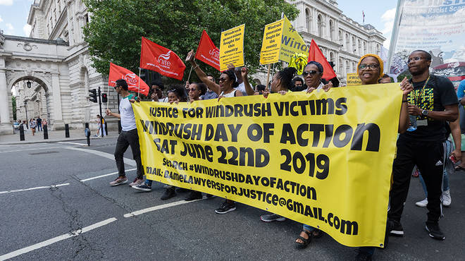 The Windrush scandal happened in 2018 which the UK government apologised for