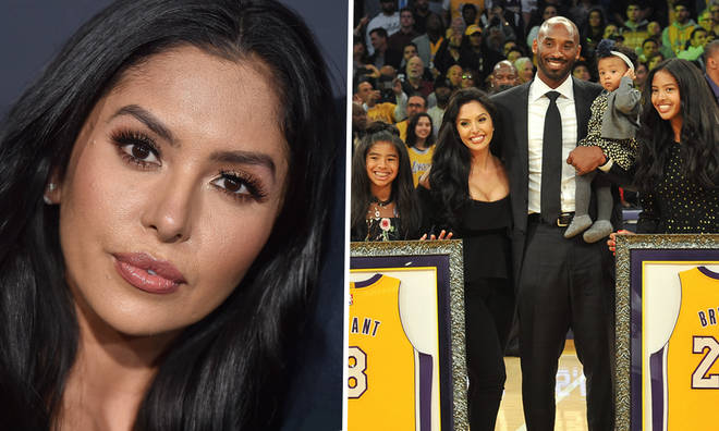 Vanessa Bryant paid tribute to her late husband Kobe on Father's Day.