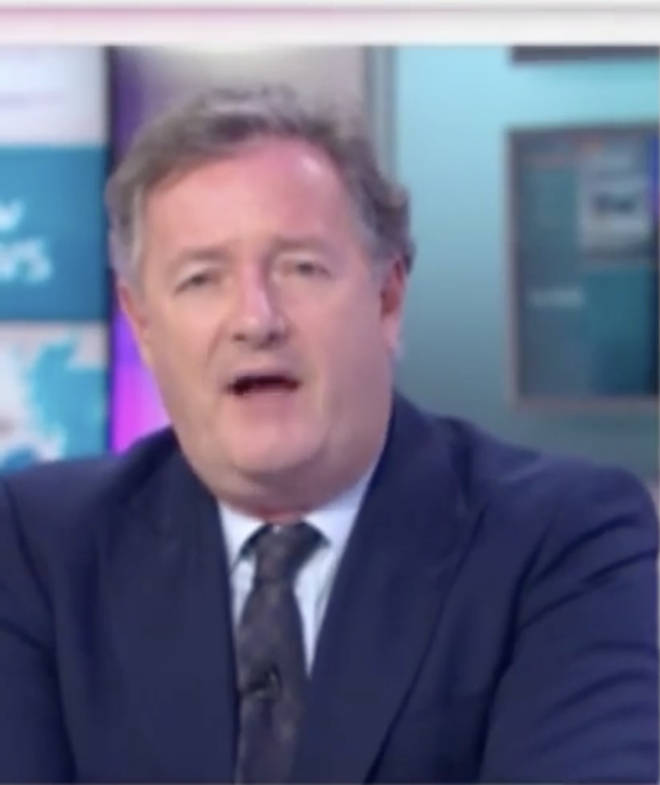 Piers Morgan questions Dizzee Rascal on the Black Lives Matter movement
