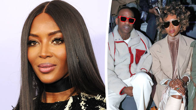 "Naomi Campbell addresses claims she ""threw shade"" at ex Skepta"