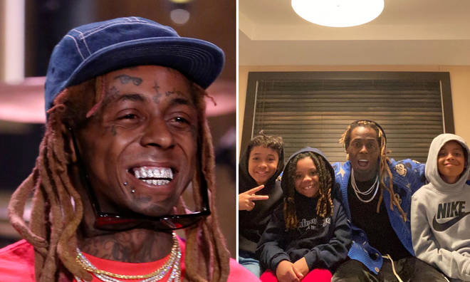 Lil Wayne fans were shocked after his daughter posted a photo of the rapper's look-a-like son Kameron.