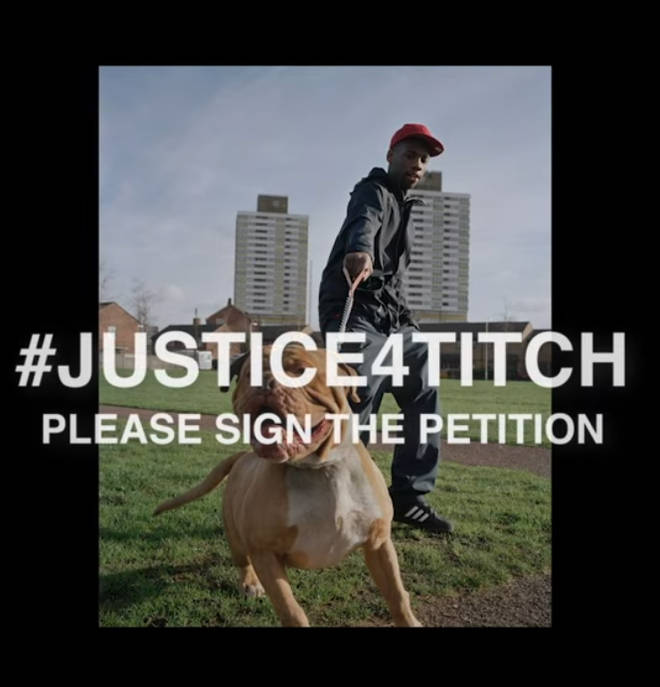 Crazy Titch has addressed the #Justice4Titch petition
