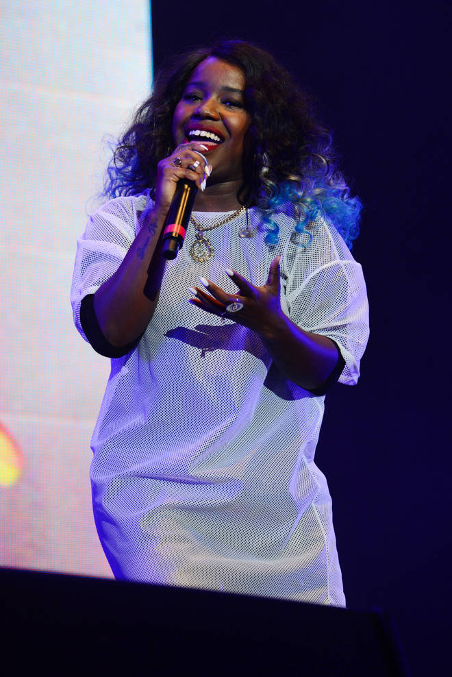 Misha B was a former contestant on The X Factor back in 2011