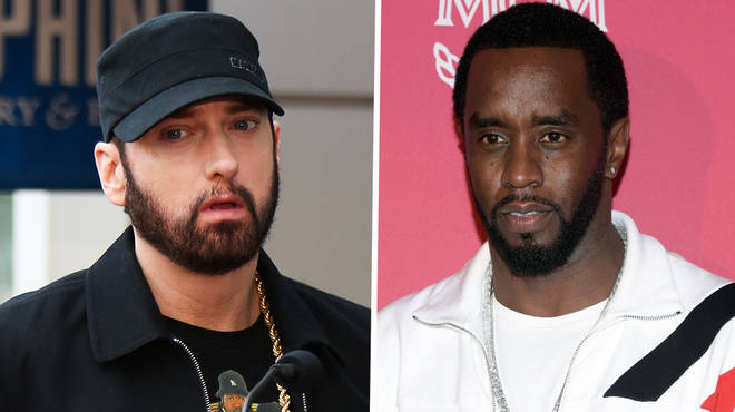 Eminem responds after Revolt TV reacts to his leaked diss