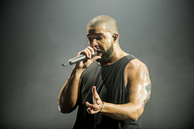 Drake is nominated for six awards.
