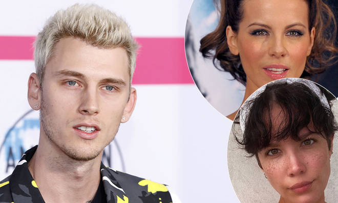 Machine Gun Kelly's ex-girlfriends revealed as he begins dating new love interest Megan Fox