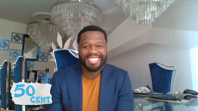 50 Cent revealed how he explains the Black Lives Matter protests to his seven-year-old son Sire