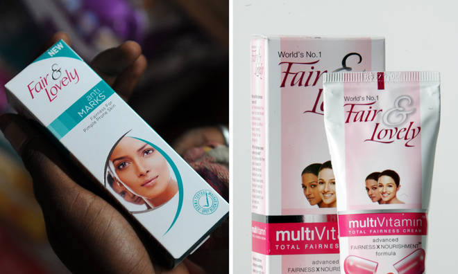 Unilever have announced they are rebranding their 'Fair and Lovely' range of products.