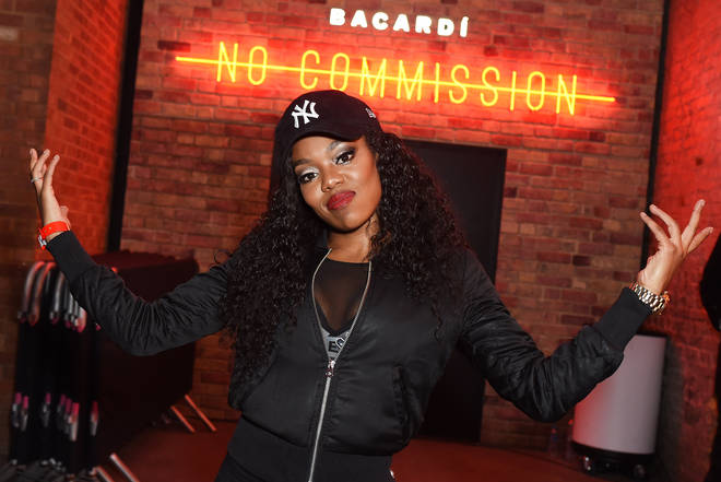 Lady Leshurr is taking part in Celebrity Masterchef 2020