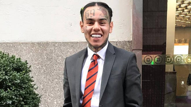 Tekashi 6ix9ine faced up to 37 years in prison with his original charges