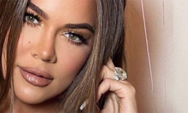 Khloe Kardashian had fans speculating over a birthday marriage proposal