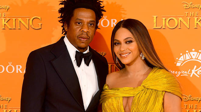 Beyonce's husband Jay Z is expected to feature on the movie