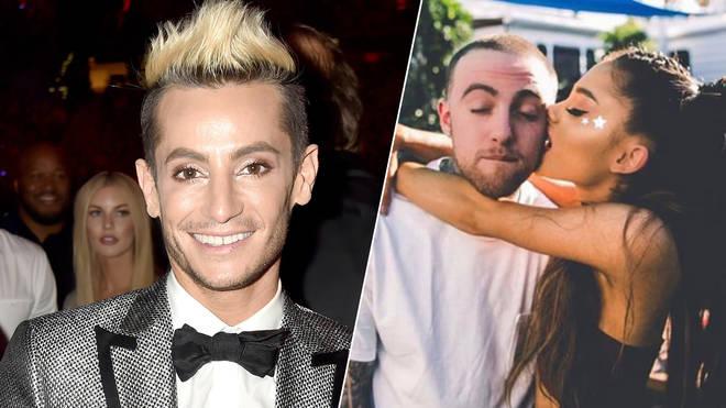 Frankie Grande, Mac Miller, Ariana Grande.