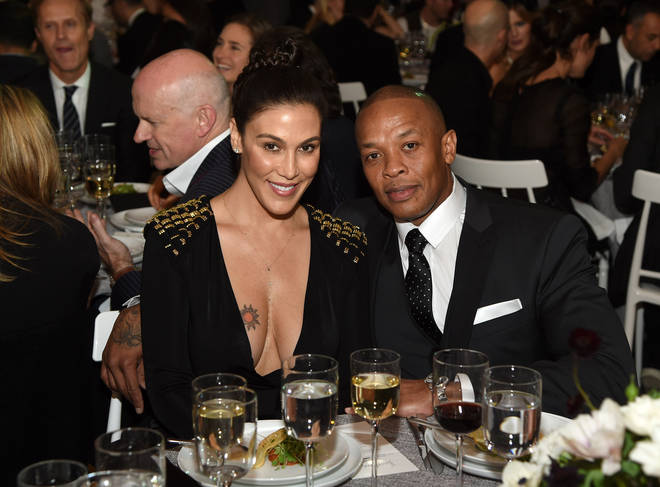 Dr Dre and Nicole Young have been married since 1996