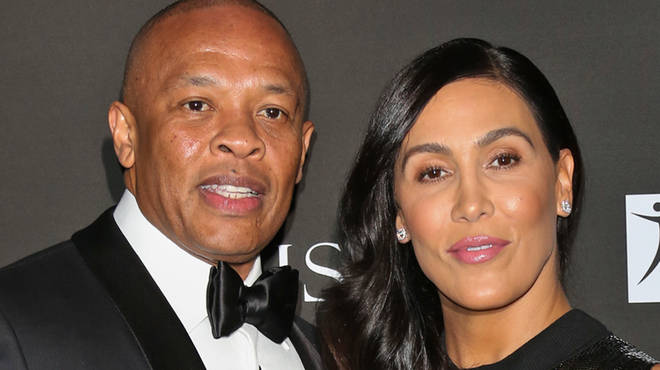Dr Dre's wife Nicole files for divorce