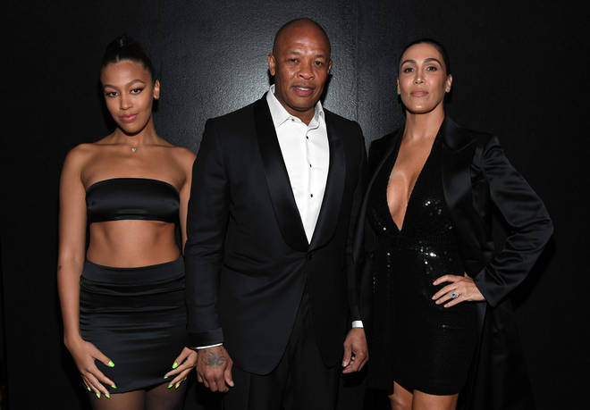 Dr Dre and Nicole young have two children