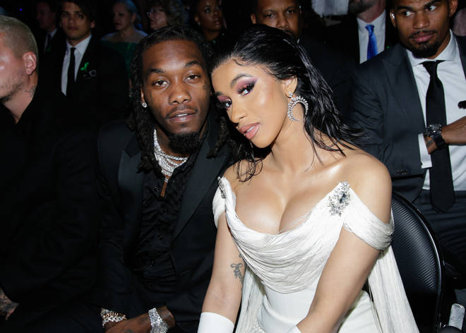 Cardi B - who is married to Migos rapper Offset - denied homophobia and transphobia allegations against her.