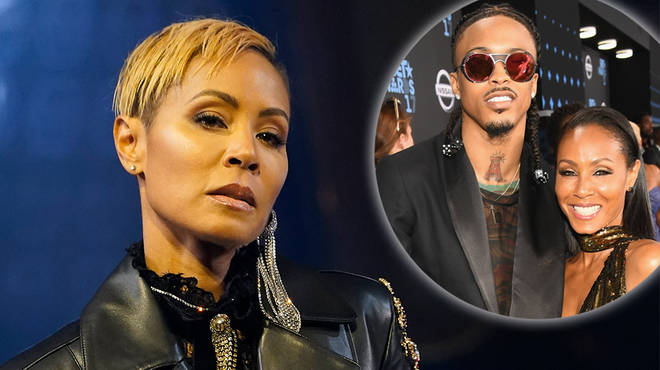 August Alsina says he fell deep in love with Jada Pinkett Smith during their relationship
