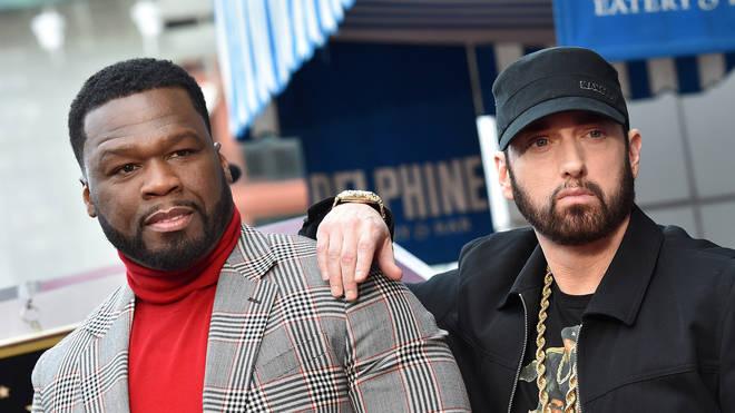 50 Cent declared Eminem as the best rapper alive.