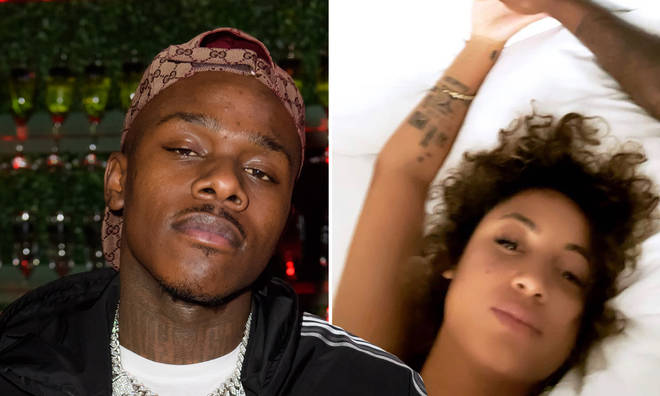DaBaby and DaniLeigh have seemingly confirmed their romance in a new photo posted by Dani.