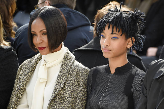 "Willow Smith begged Tupac to come back and make her mother Jada ""happy"" in a resurfaced letter"