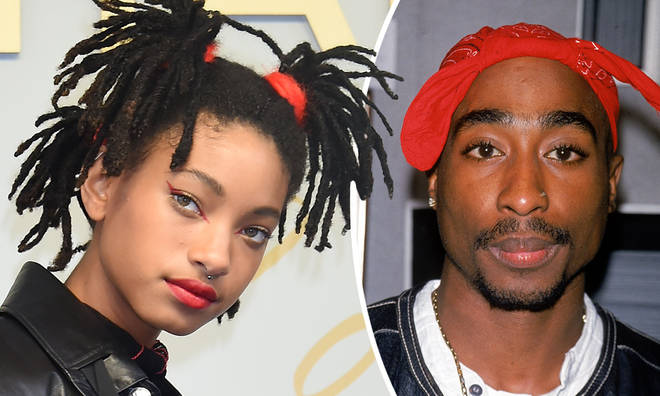 Willow Smith's heartbreaking letter to Tupac about mother Jada Pinkett Smith has resurfaced