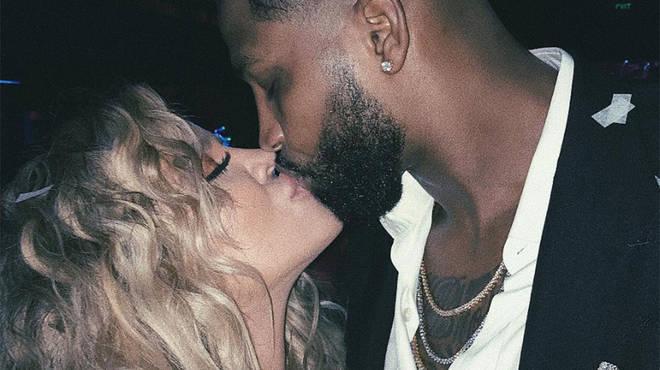 Khloe Kardashian and ex-boyfriend Tristan Thompson split in 2019