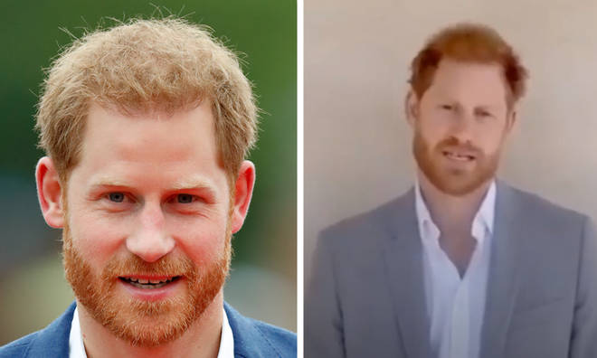 """Prince Harry """"sorry"""" for the """"wrongs of the past&squot; in new speech"""