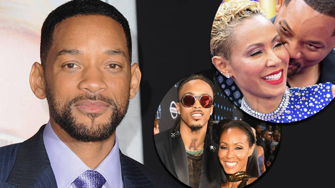 Will Smith breaks silence on August Alsina's claims