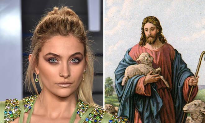 Paris Jackson is set to play Jesus in an upcoming indie movie.