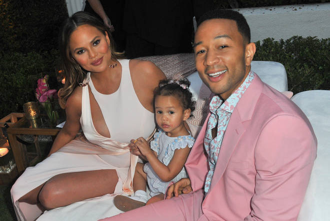 Chrissy Teigen and John Legend were the subjects of Akademiks' aggressive rant
