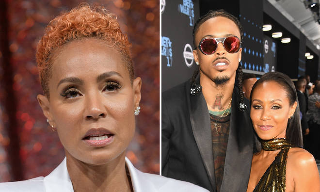 Jada Pinkett-Smith is taking herself to the Red Table Talk following Alsina's claims.