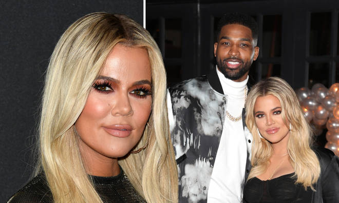 Khloe Kardashian has responded to rumours of romance with Tristan Thompson.