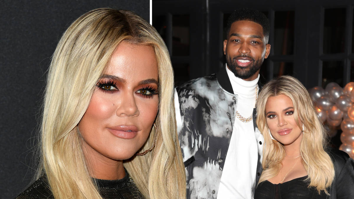 Khloe Kardashian breaks silence on Tristan Thompson relationship rumours