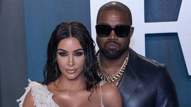 Kim Kardashian has shown her support for her husband's presidential bid