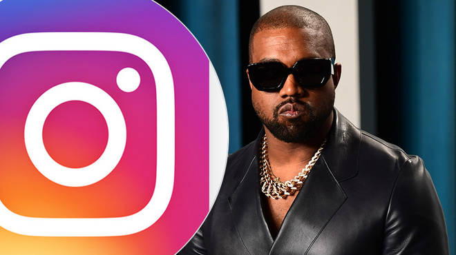 Why is Kanye West not on Instagram?
